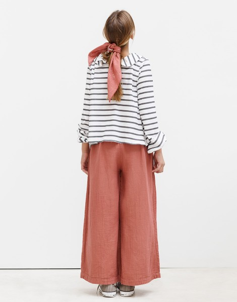 Pantalon Colon Ladrillo