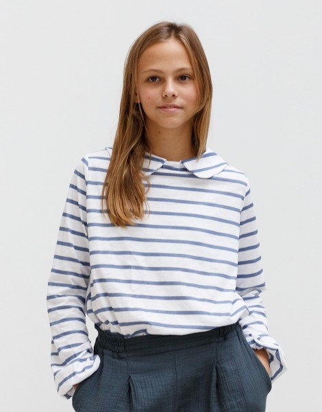 Camiseta Colon Azul espalda