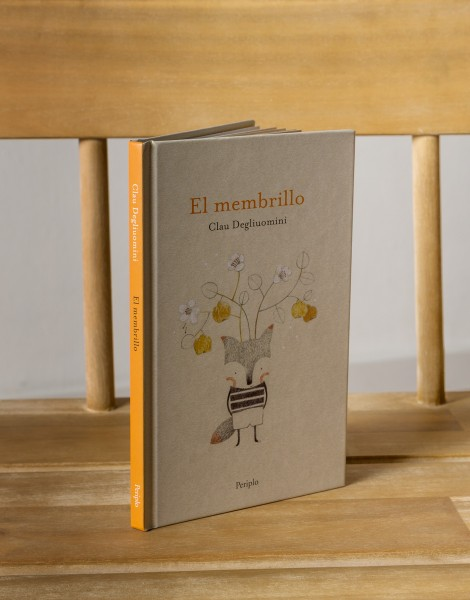 LIBRO EL MEMBRILLO
