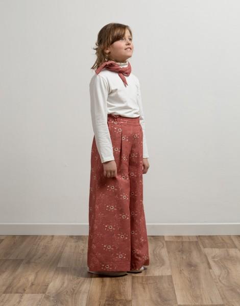 Pantalon Colon Chery Ladrillo