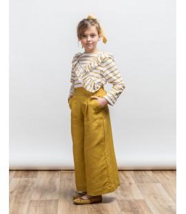 Pantalon Colon Chery Membrillo