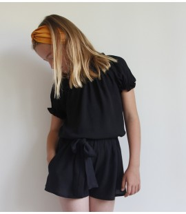 Pantalón Lazo Bambula Negro