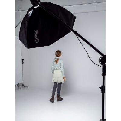 falda wood niña espalda pana volante