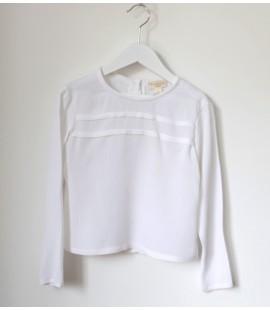 Camisa Jaretas Blanca
