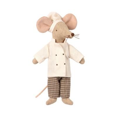 Ratón chef maileg