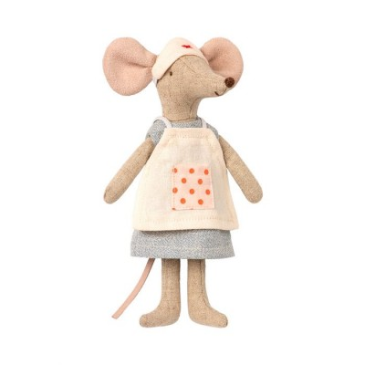 Enfermera ratón maileg ratoncita