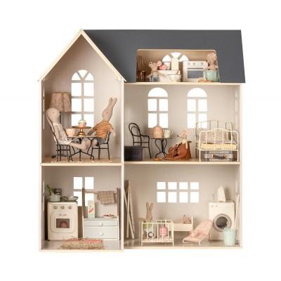 casa de madera ratones y conejos maileg