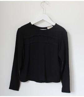 Camisa Jaretas Negra