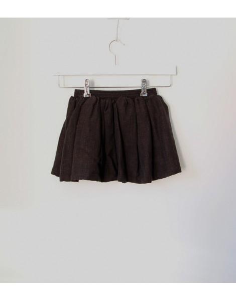 Falda en lana 1