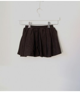 Falda en lana