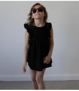 Vestido Campanita Negro