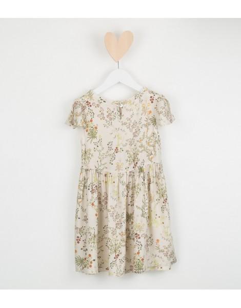 Vestido Primavera espalda