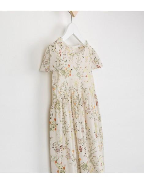 Vestido Primavera lateral