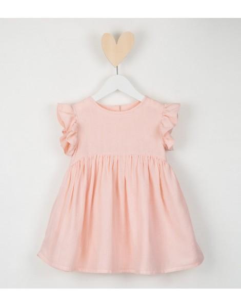 Vestido Campanita Rosa