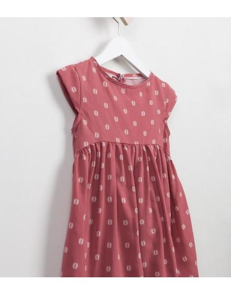 Vestido Niña Tanger Detalle