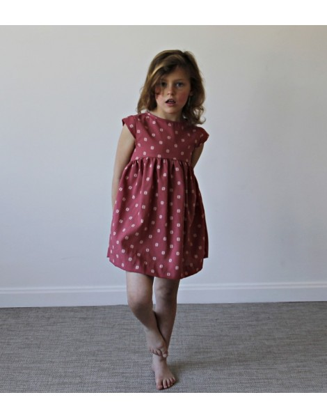 Niña con Vestido Tanger