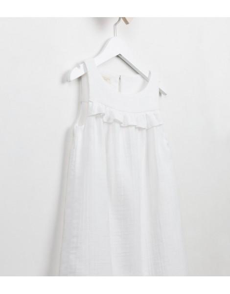 Vestido Olimpia detalle