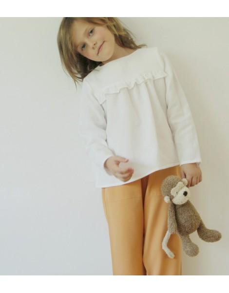 Niña con Pantalon Gante
