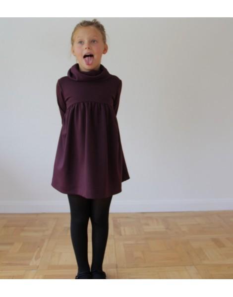 Niña con Vestido Lovaina