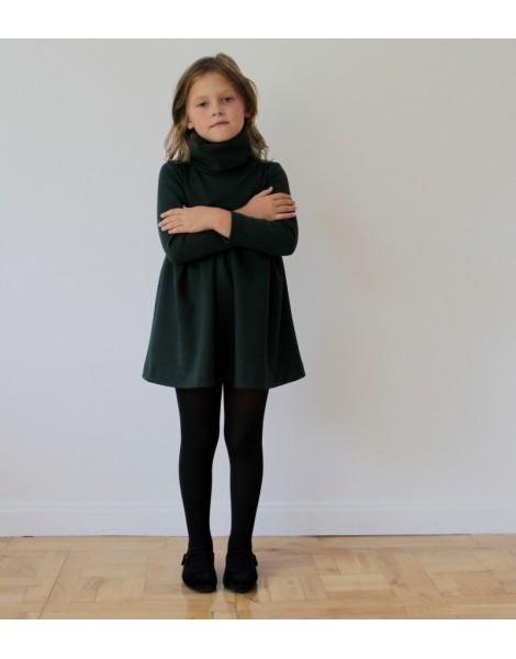 Niña con vestido Lieja