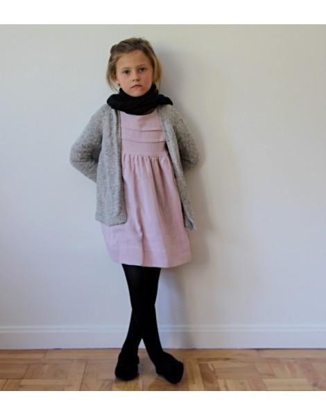 Niña con vestido Nimes