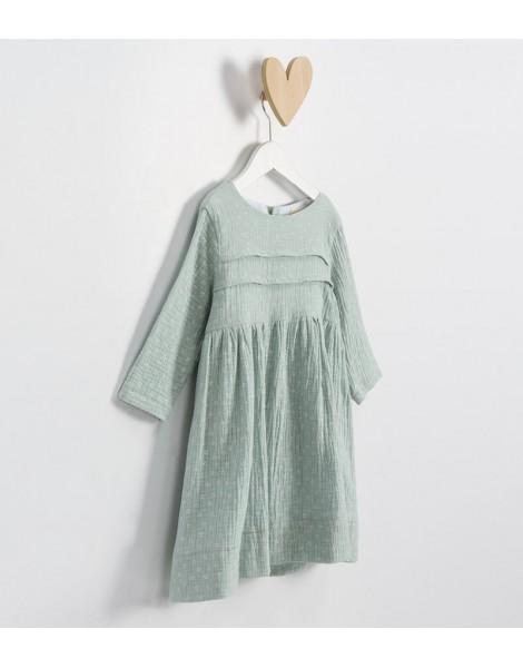 Vestido Reims detalle