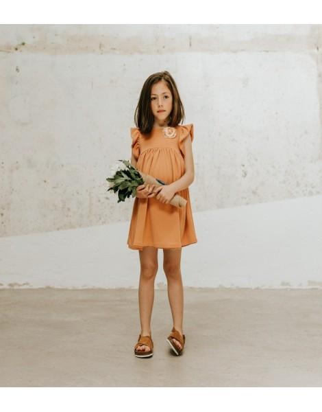 Vestido Peach Pista Delante