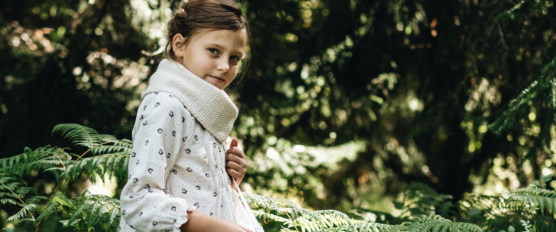 Blusas para niñas