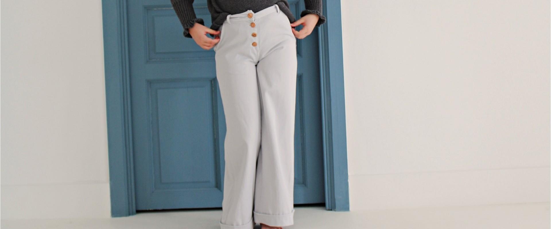 Pantalones para niña, teen y mujer